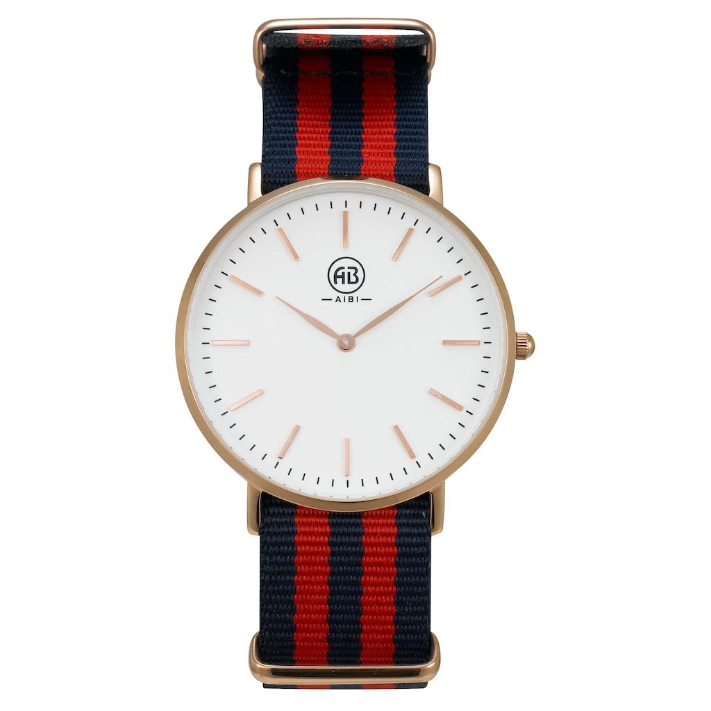 AIBI Armbanduhr in sportlichem Design