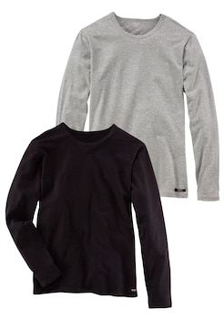 5940bde2d58988 Langarmshirts für Herren im BAUR Online Shop günstig kaufen