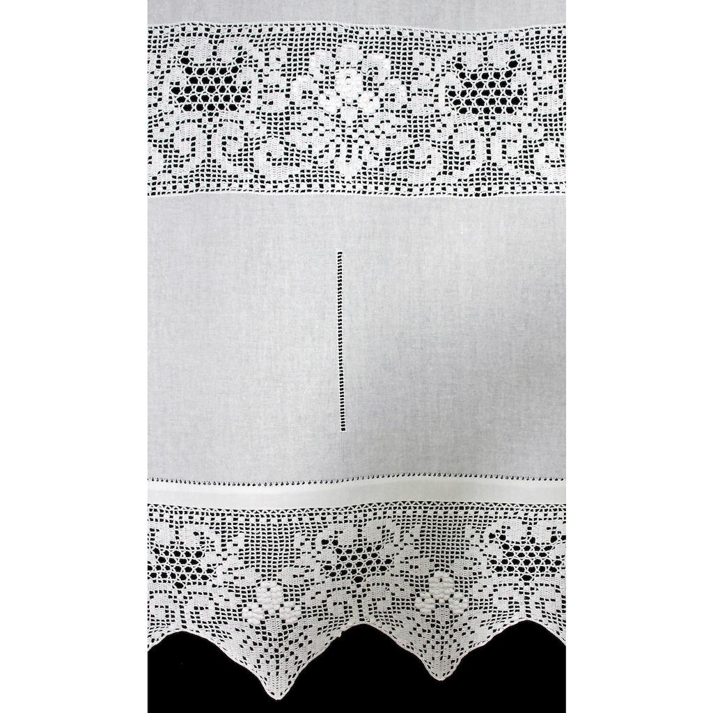 HOSSNER - ART OF HOME DECO Gardine »Dachstein«, HxB: 150x90