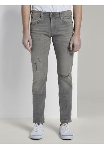 TOM TAILOR Denim Slim - fit - Jeans »Piers Super Slim Jeans« kaufen