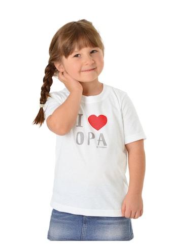 Trigema T - Shirt Lieblings - Opa kaufen