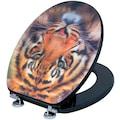 CORNAT WC-Sitz »Tiger«
