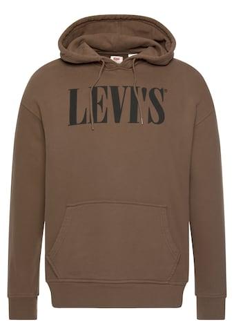 Levi's® Kapuzensweatshirt »RELAXD GRAPHIC HOODIE« kaufen
