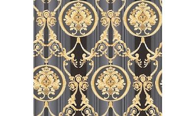 LIVINGWALLS Vliestapete »Hermitage mit Ornamenten«, im Barockstil kaufen