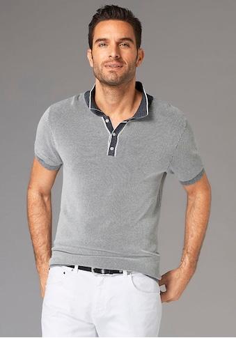 Class International Poloshirt, In Strickqualität kaufen