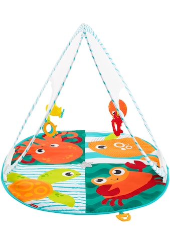 Fisher-Price® Baby Gym »Faltbare Meeres-Spieldecke« kaufen