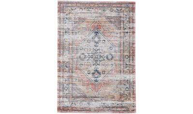 carpetfine Teppich »Omen_1«, rechteckig, 3 mm Höhe, Orient Vintage Look kaufen
