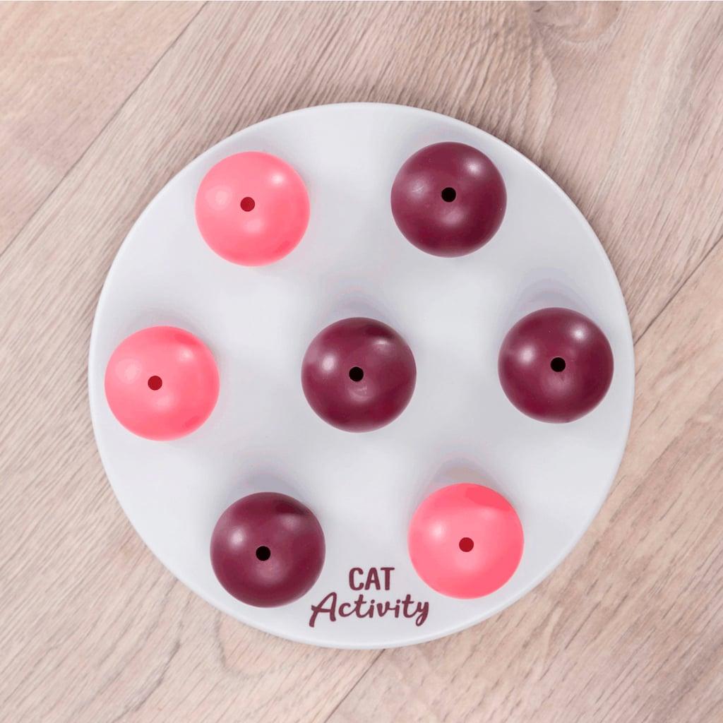 TRIXIE Katzenspielzeug »Solitär Strategiespiel«, 20 cm Durchmesser