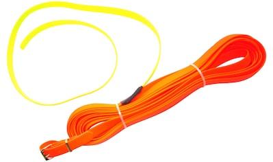 HEIM Schleppleine »Biothane«, neonorange, B: 1,9 cm, in 3 Längen kaufen