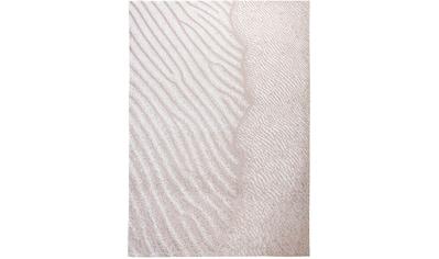 louis de poortere Teppich »SHORES«, rechteckig, 3 mm Höhe, Flachgewebe, modernes... kaufen