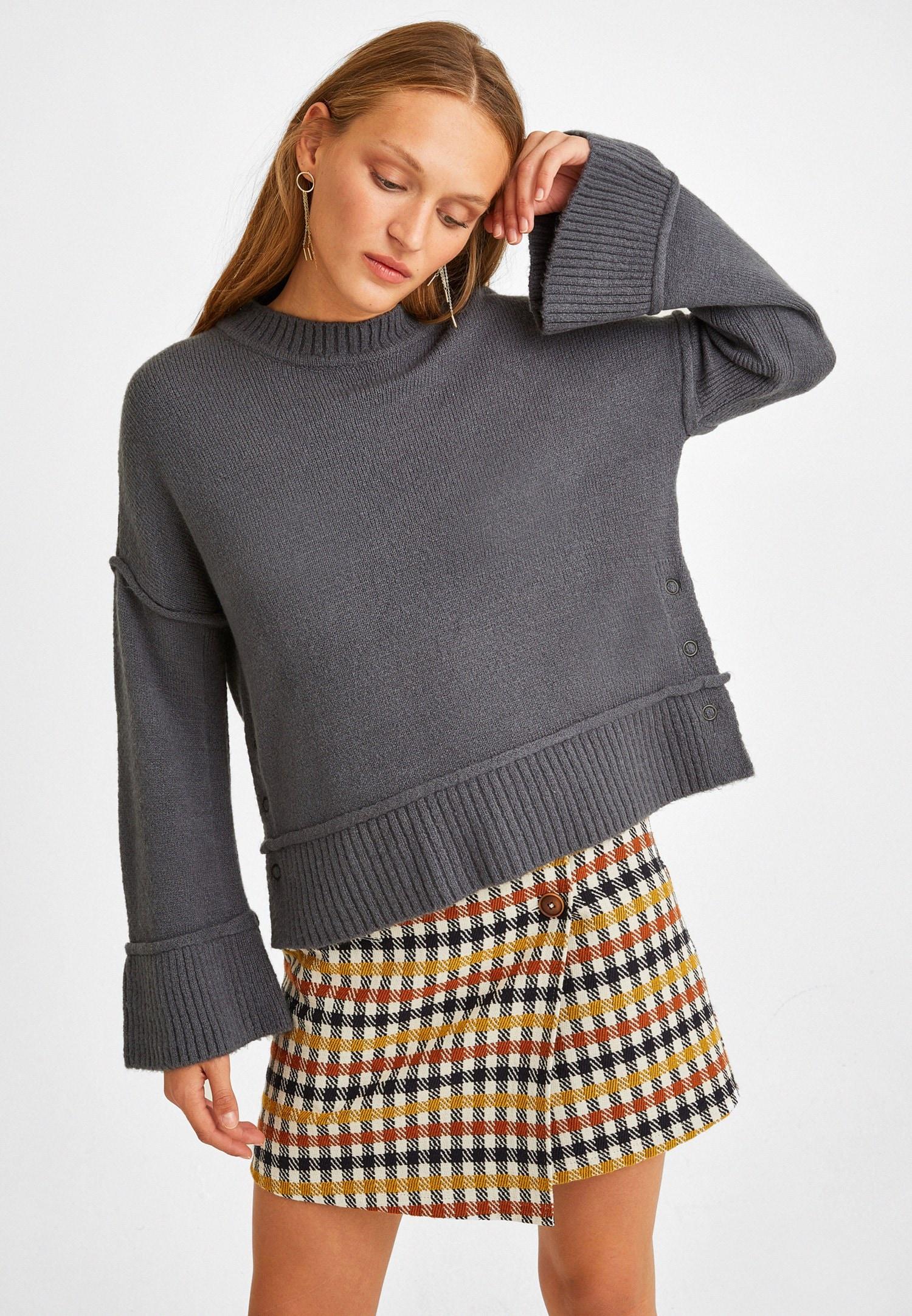 OXXO Stehkragenpullover | Bekleidung > Pullover > Stehkragenpullover | Oxxo