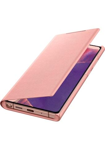 Samsung Flip Case »LED View Cover EF-NN980 für Note 20«, Galaxy Note20 kaufen
