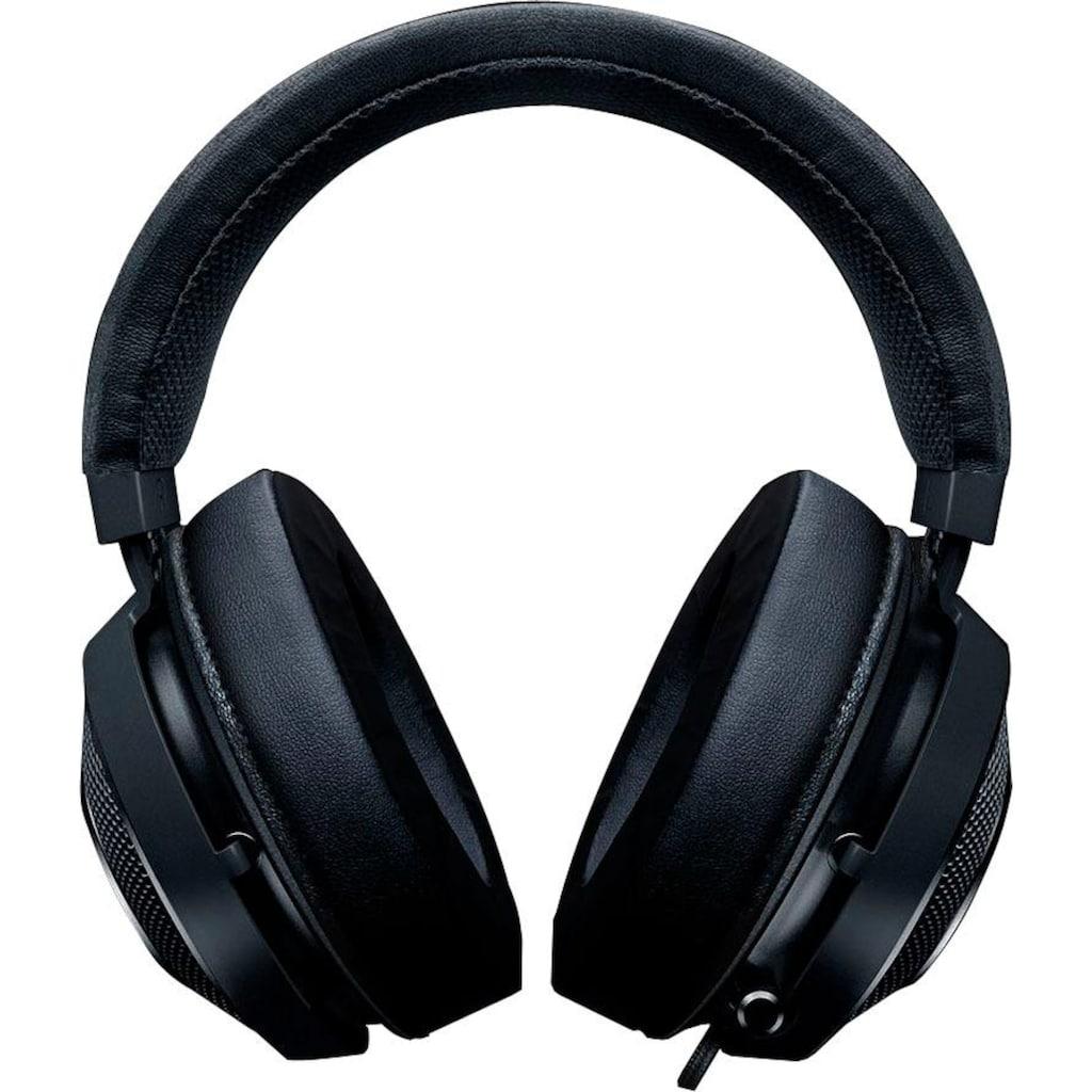 RAZER Gaming-Headset »Kraken Black Headset«