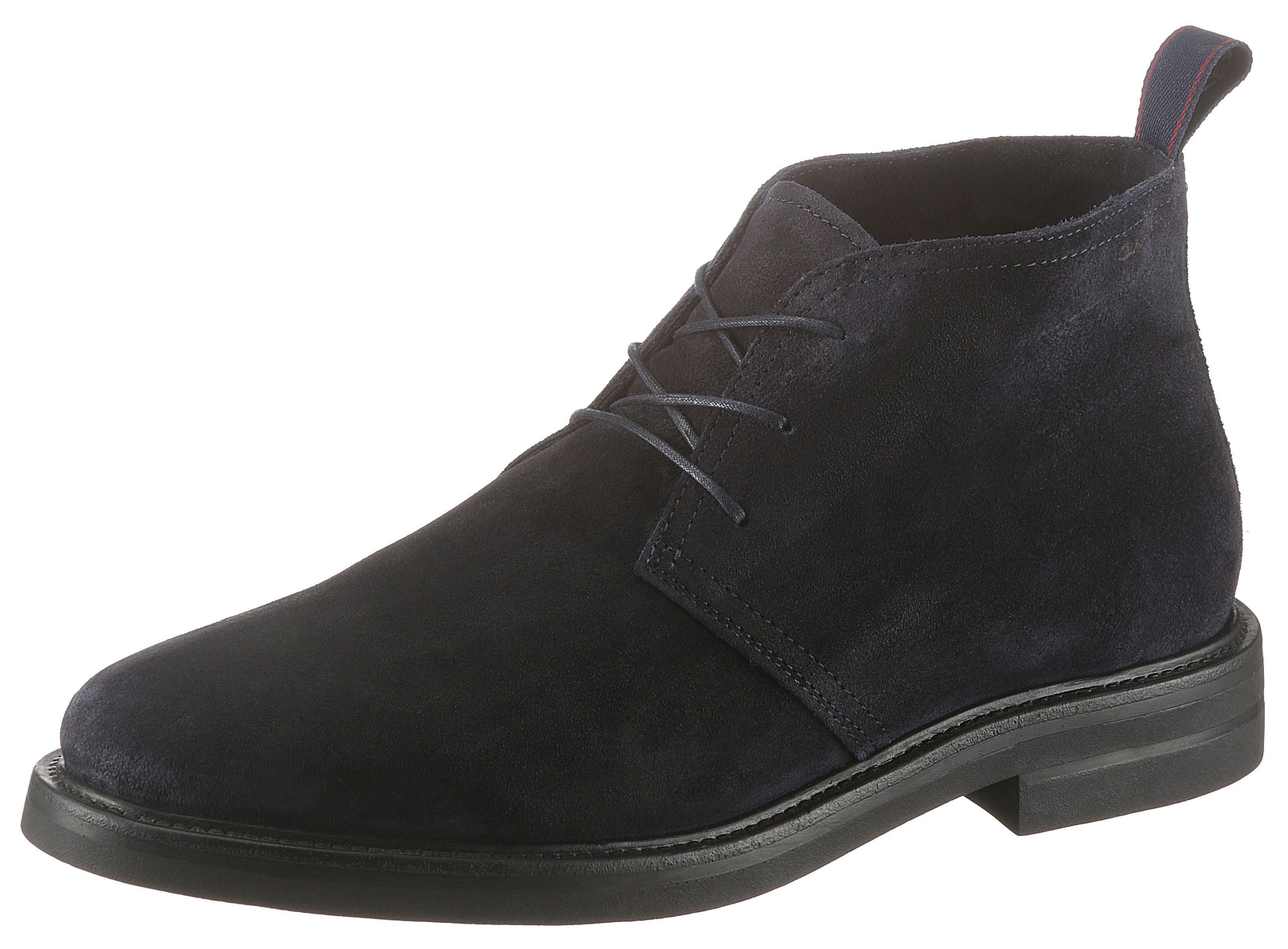 gant footwear -  Schnürstiefelette Fargo, mit wertiger Lederinnenausstattung