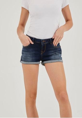 LTB Shorts »JUDIE«, Jeans Shorts Low Waist kaufen