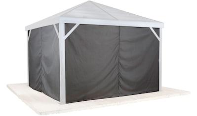 50NRTH Seitenteile für Pavillon »South Beach 12x12«, 4 Stk. kaufen