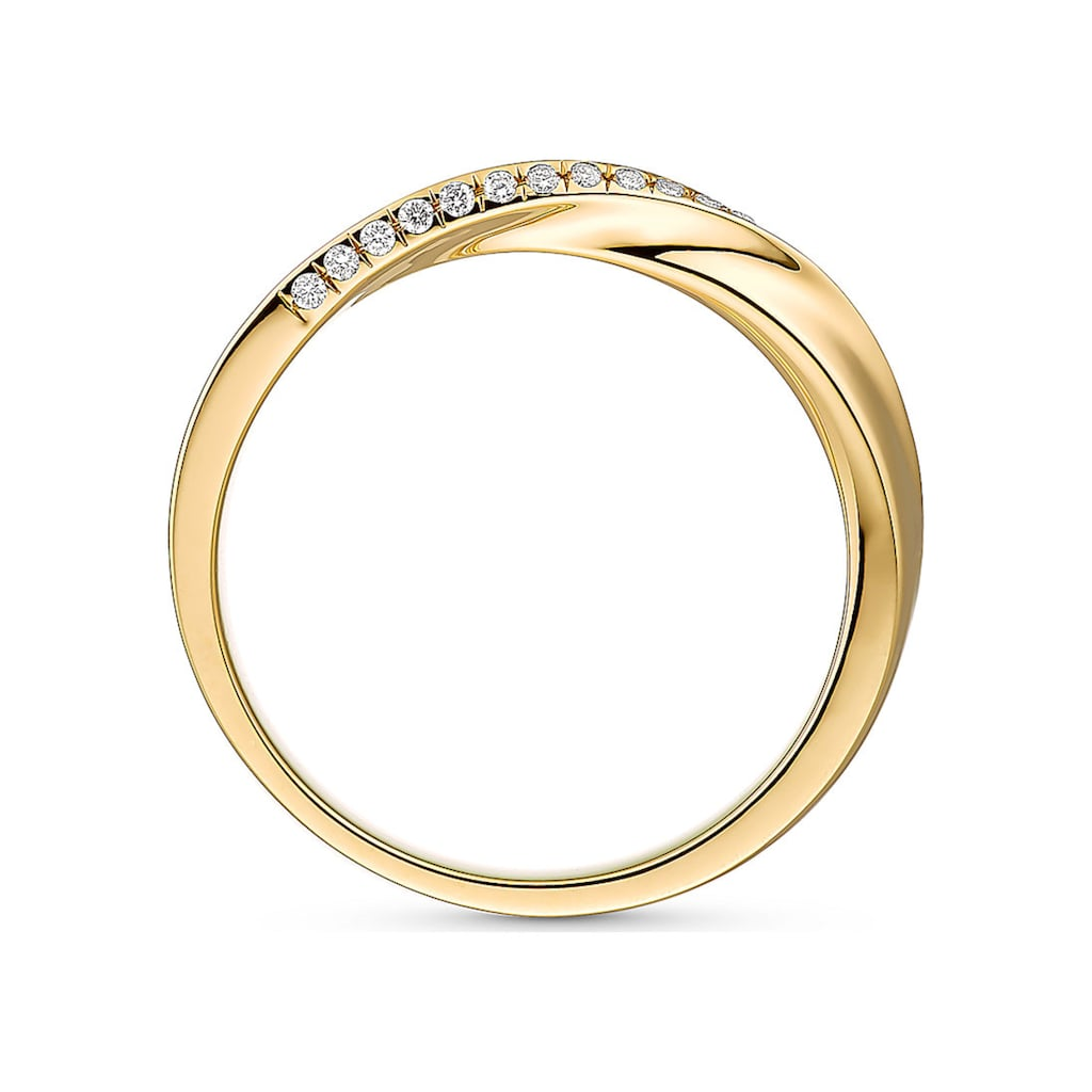 CHRIST Diamantring »32011872«