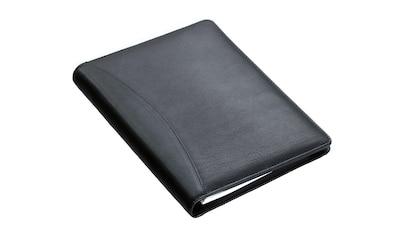 Alassio® Schreibmappe »DIN A5, Bormio«, aus genarbtem Nappaleder kaufen
