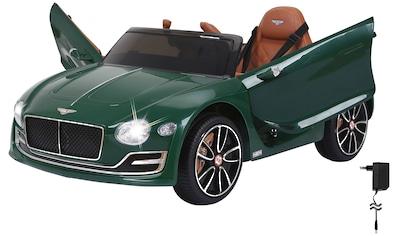 Jamara Elektro-Kinderauto »Bentley EXP12«, ab 3 Jahren, bis 30 kg kaufen