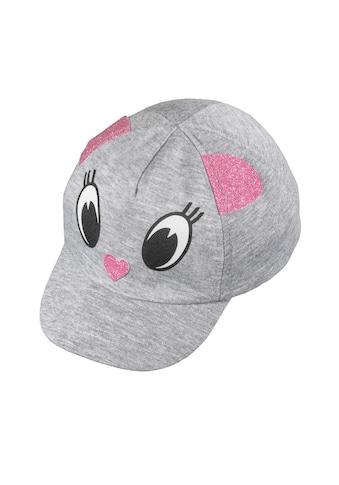 Chaplino Baseball Cap, mit süßem Mäusegesicht kaufen