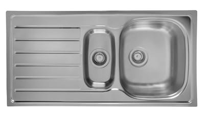 Schock Edelstahlspüle »Hypno«, mit Restebecken kaufen