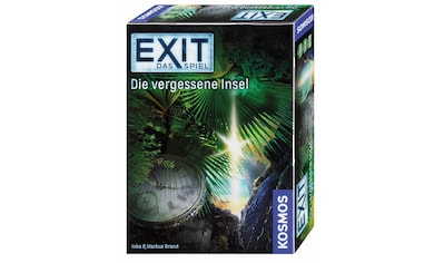 Kosmos Spiel »Exit Das Spiel, Die vergessene Insel«, Made in Germany kaufen