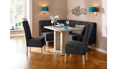 Home affaire Eckbankgruppe »Hellen« (Set, 4 - tlg) kaufen