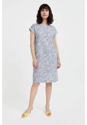 Finn Flare Jerseykleid, mit trendigem Alloverprint kaufen