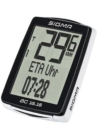 SIGMA SPORT Fahrradcomputer »BC 16.16« kaufen