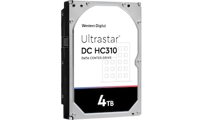 Western Digital HDD-Festplatte »Ultrastar DC HC310 4TB«, Bulk kaufen