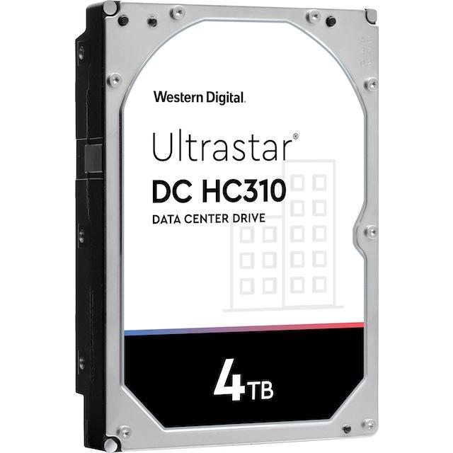 Western Digital »Ultrastar DC HC310 4TB« HDD-Festplatte 3,5 ''