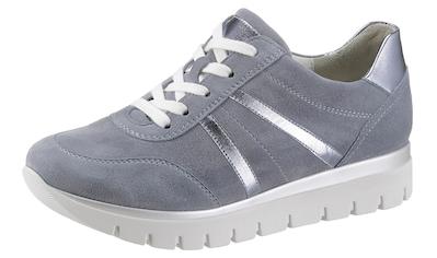 Semler Keilsneaker »SILVIA«, mit Metallic-Details kaufen