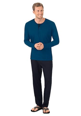 Trigema Schlafanzug, aus Bio-Baumwolle (kbA) kaufen
