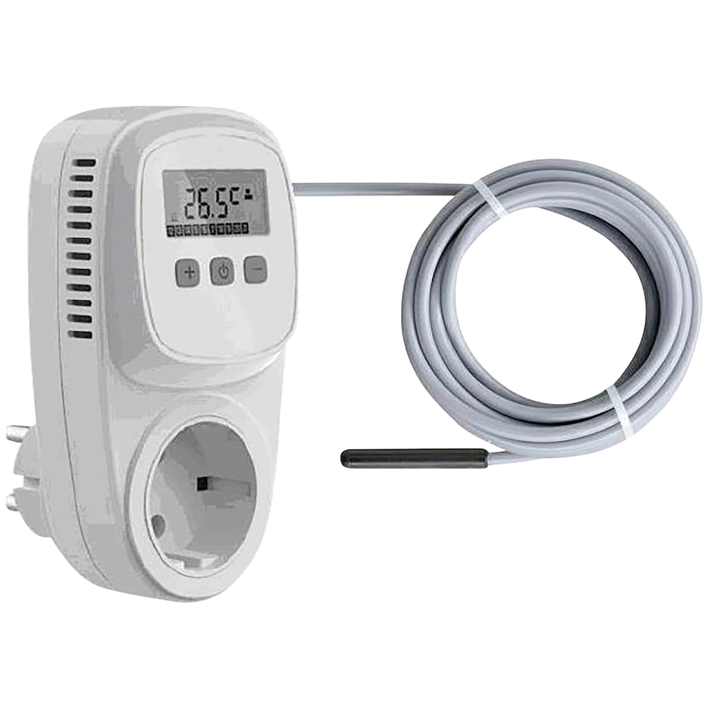 RÖMER Infrarot Heizsysteme Thermostat »RT1E«, mit Temperatur-Sensorkabel