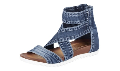 quality design c962a 64621 Schaftsandaletten für Damen online kaufen » Trends 2019 | BAUR
