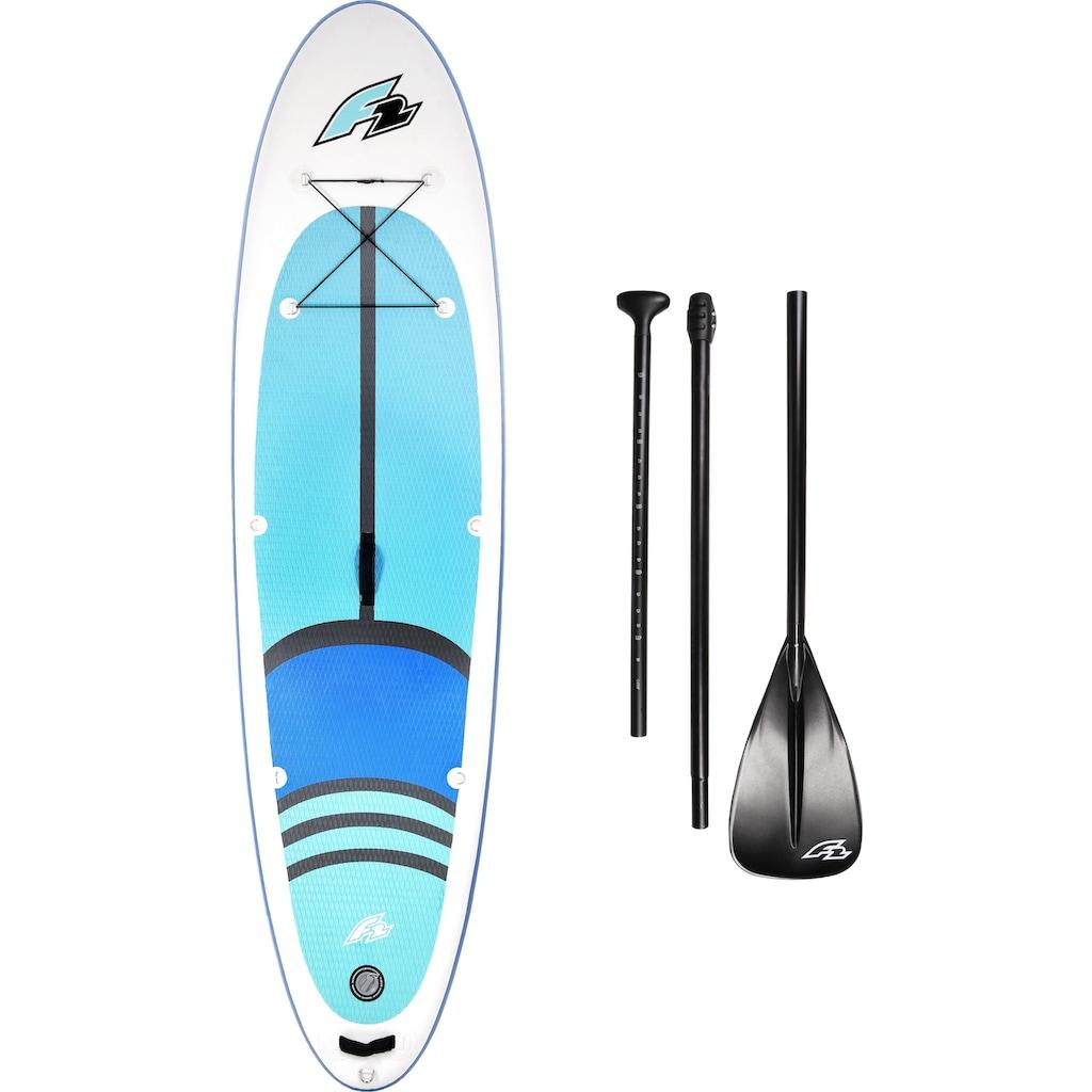 F2 Inflatable SUP-Board »F2 Cross«, (Set, 5 tlg.)
