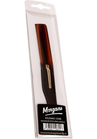 Morgan's Bartkamm »Foldable Moustache Comb«, klappbar, groß kaufen