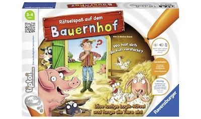 """Ravensburger Spiel, """"tiptoi® Rätselspaß auf dem Bauernhof"""" kaufen"""