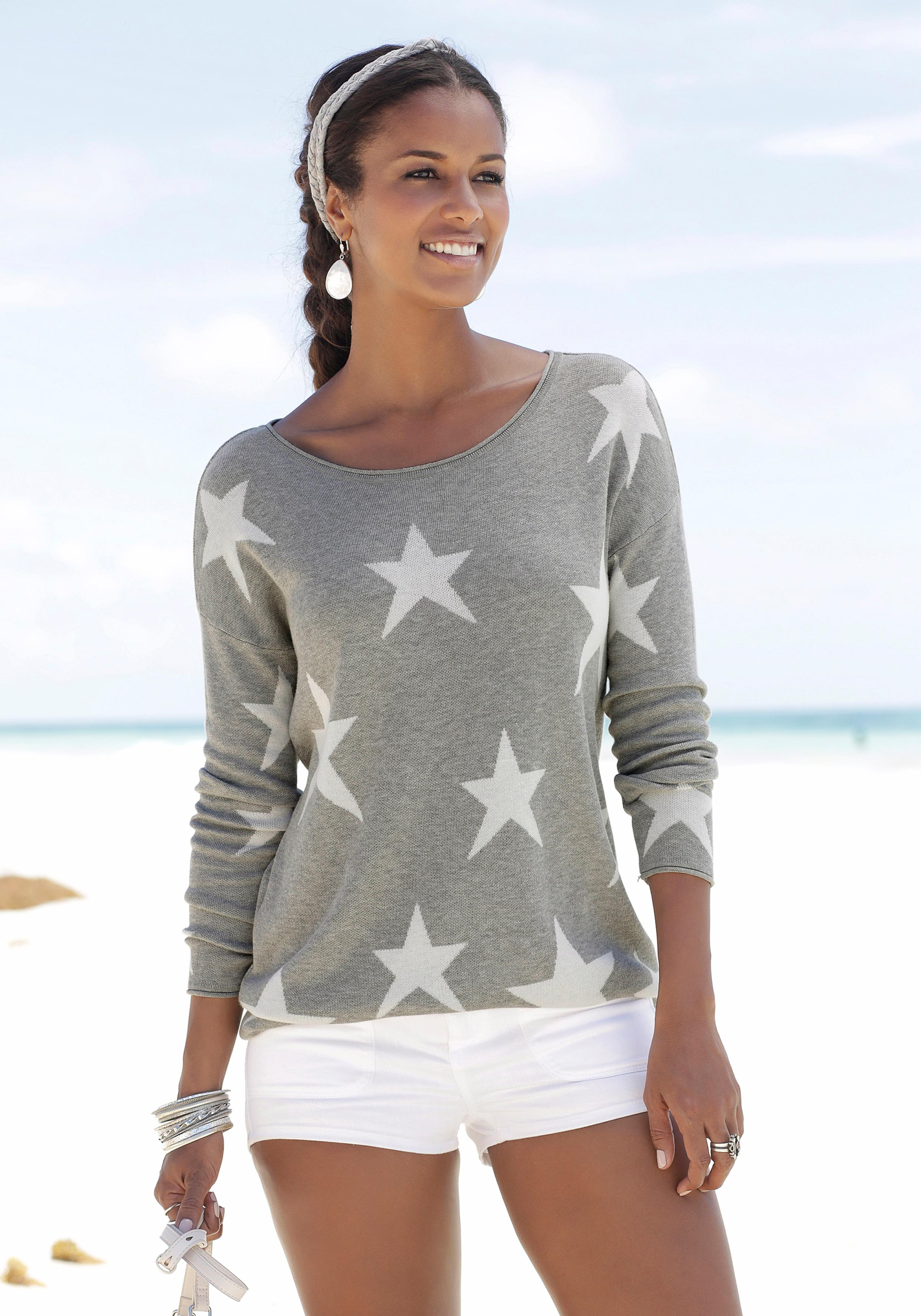 LASCANA Strandpullover | Bekleidung > Bademode > Strandbekleidung | Lascana