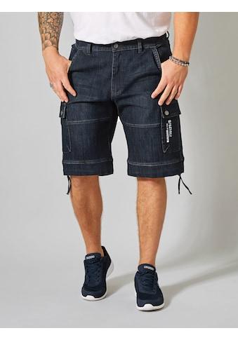 Men Plus by HAPPYsize Jeanscargo - Bermuda kaufen