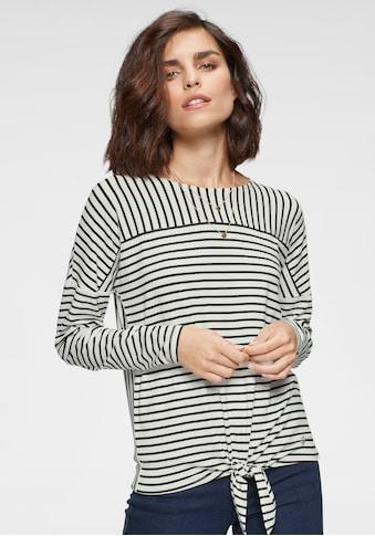 Tamaris Rundhalsshirt kaufen