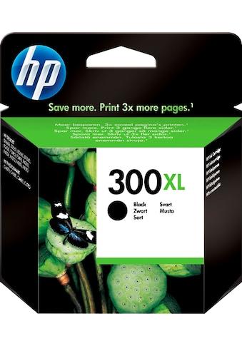 HP Tintenpatrone »hp 300XL Original Schwarz«, (1 St.) kaufen