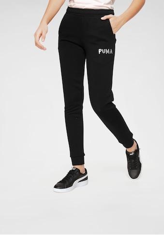 PUMA Jogginghose »Alpha Sweat Pants« kaufen
