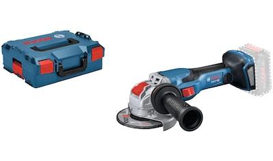 Bosch Professional Akku-Winkelschleifer »GWX 18V-15 C 125mm (L) solo CLC« kaufen