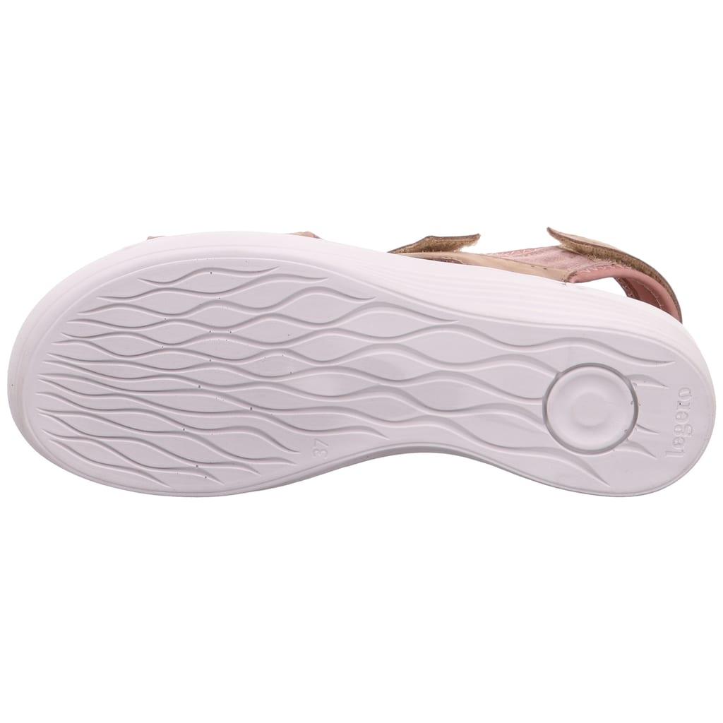 Legero Sandale »Fly«, mit Klettverschlüssen