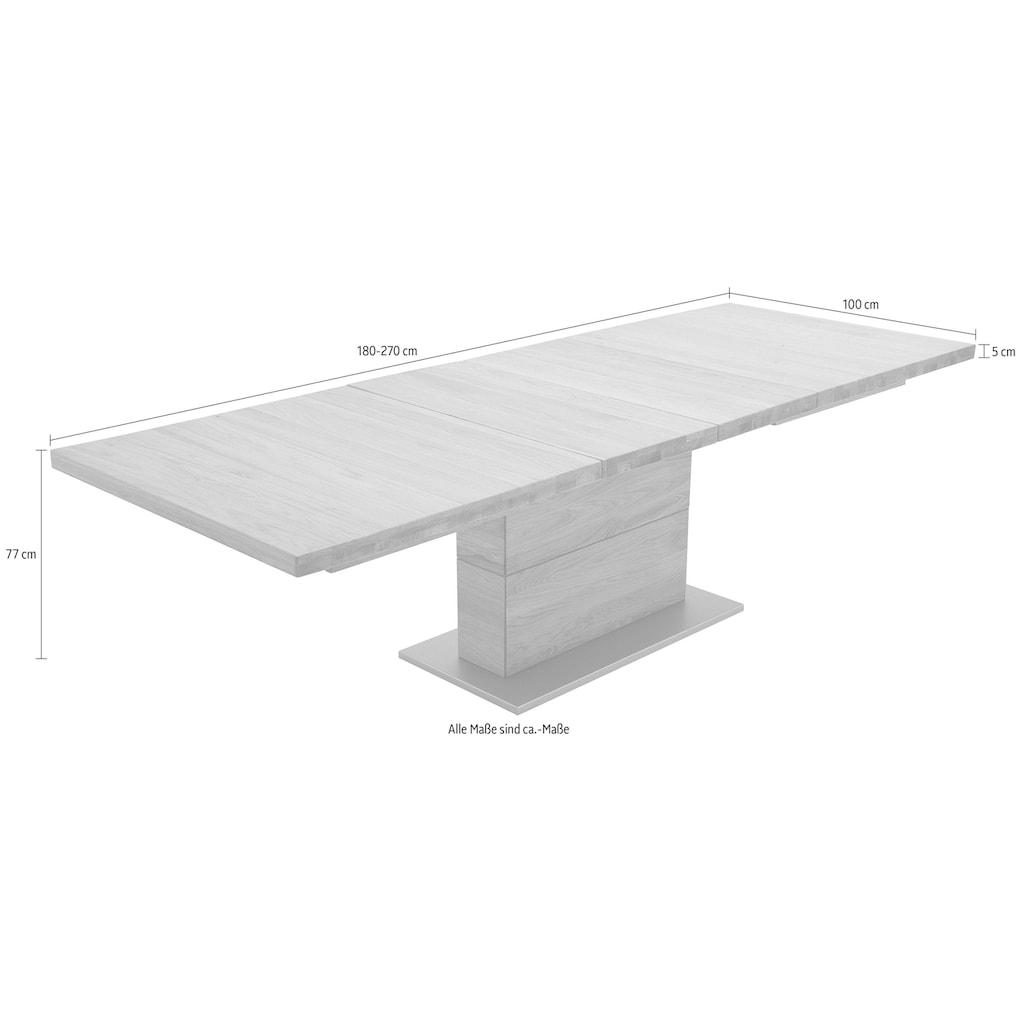 MCA furniture Esstisch »Corato A«
