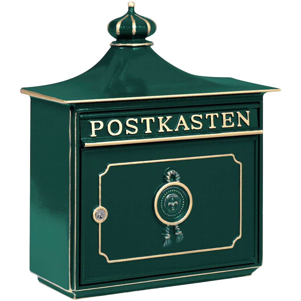 Burg Wächter Briefkasten »Bordeaux 1895 GR«, aus Guss