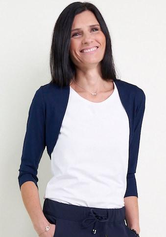 Seidel Moden Bolerojacke, aus Jersey, ohne Verschluss, Made in Germany kaufen