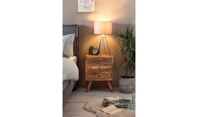 SIT Nachtkommode »Carved«, mit schönen Schnitzereien kaufen