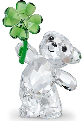 Swarovski Dekofigur »Kris Bär Glücksbringer, 5557537«, Swarovski® Kristall mit... kaufen